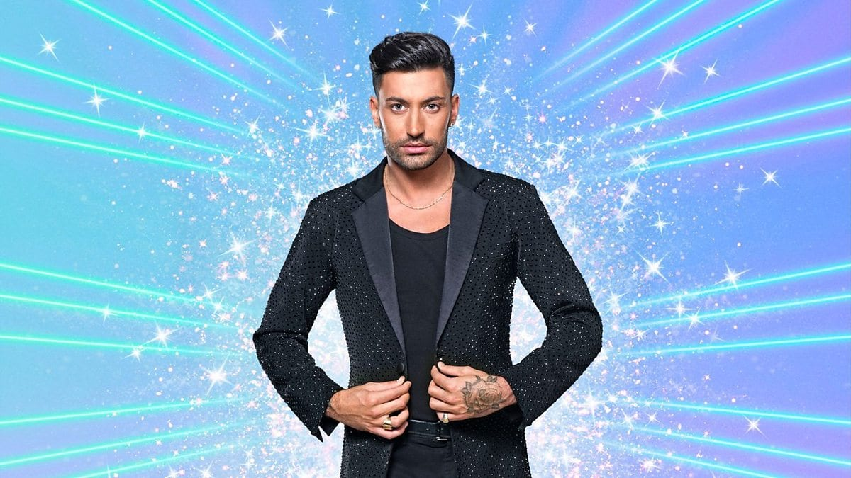 Who is Giovanni Pernice Dating?