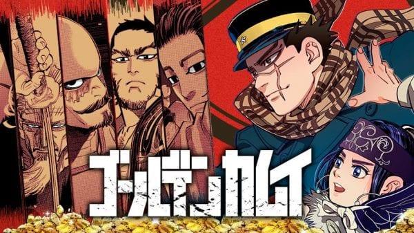 golden kamuy manga returns
