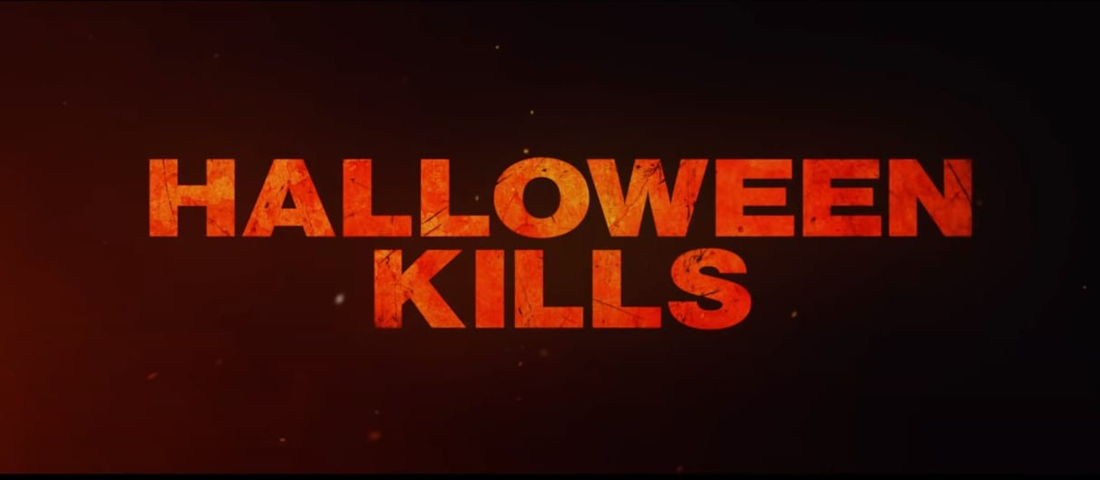 Halloween Kills Release Date - Otakukart