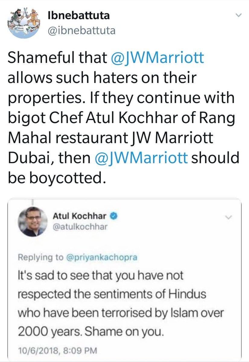 Boycotting JW