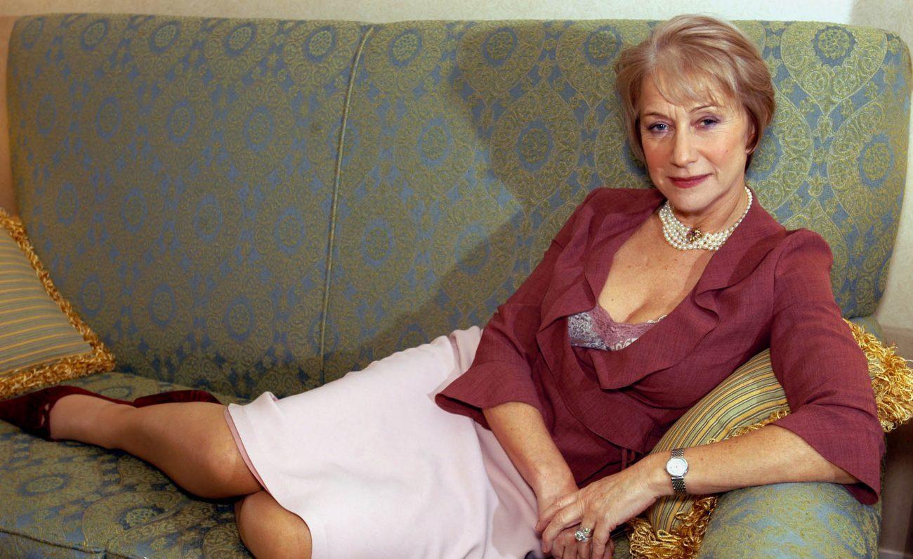 Who is Helen Mirren Dating