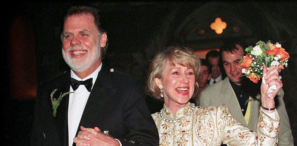 WHo is Helen Mirren dating?