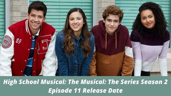Spoilers: High School Musical: The Musical: The Series Season 2 Episode 11