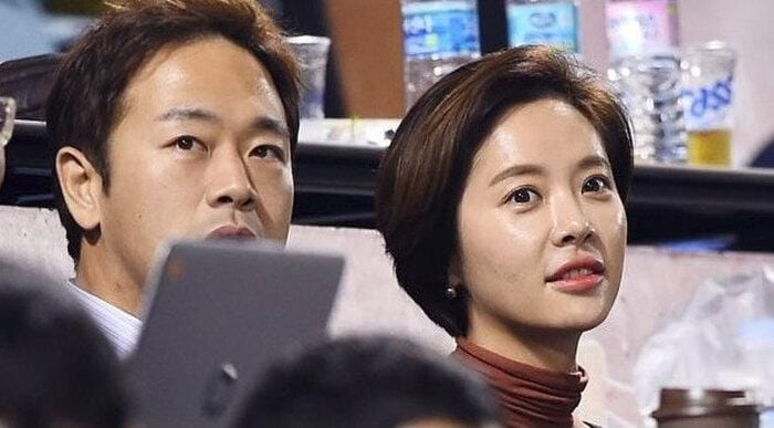 Hwang Jung Eum calls off divorce