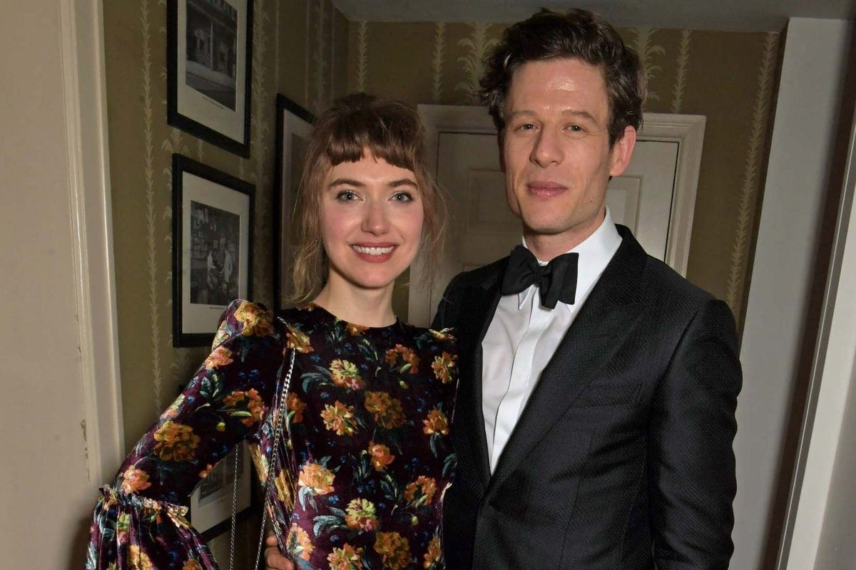 Is James Norton In A Relationship