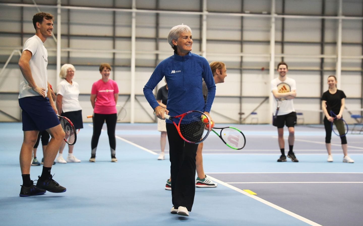 Is Judy Murray In A Relationship?