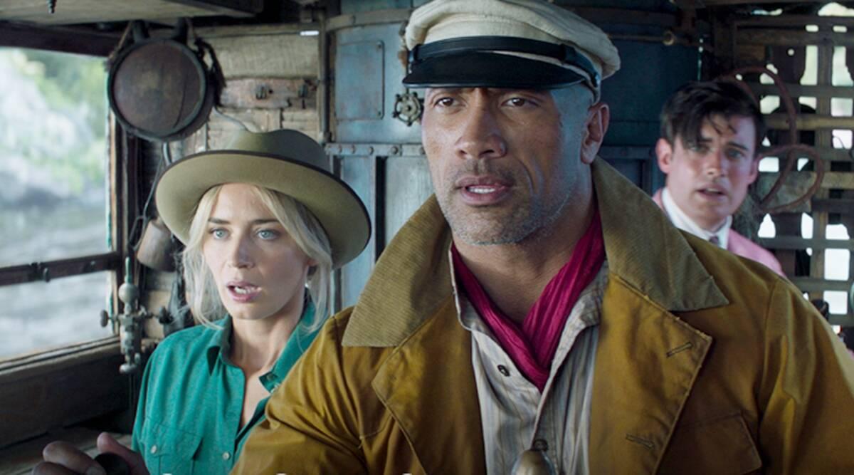 Dwayne Johnson new movies