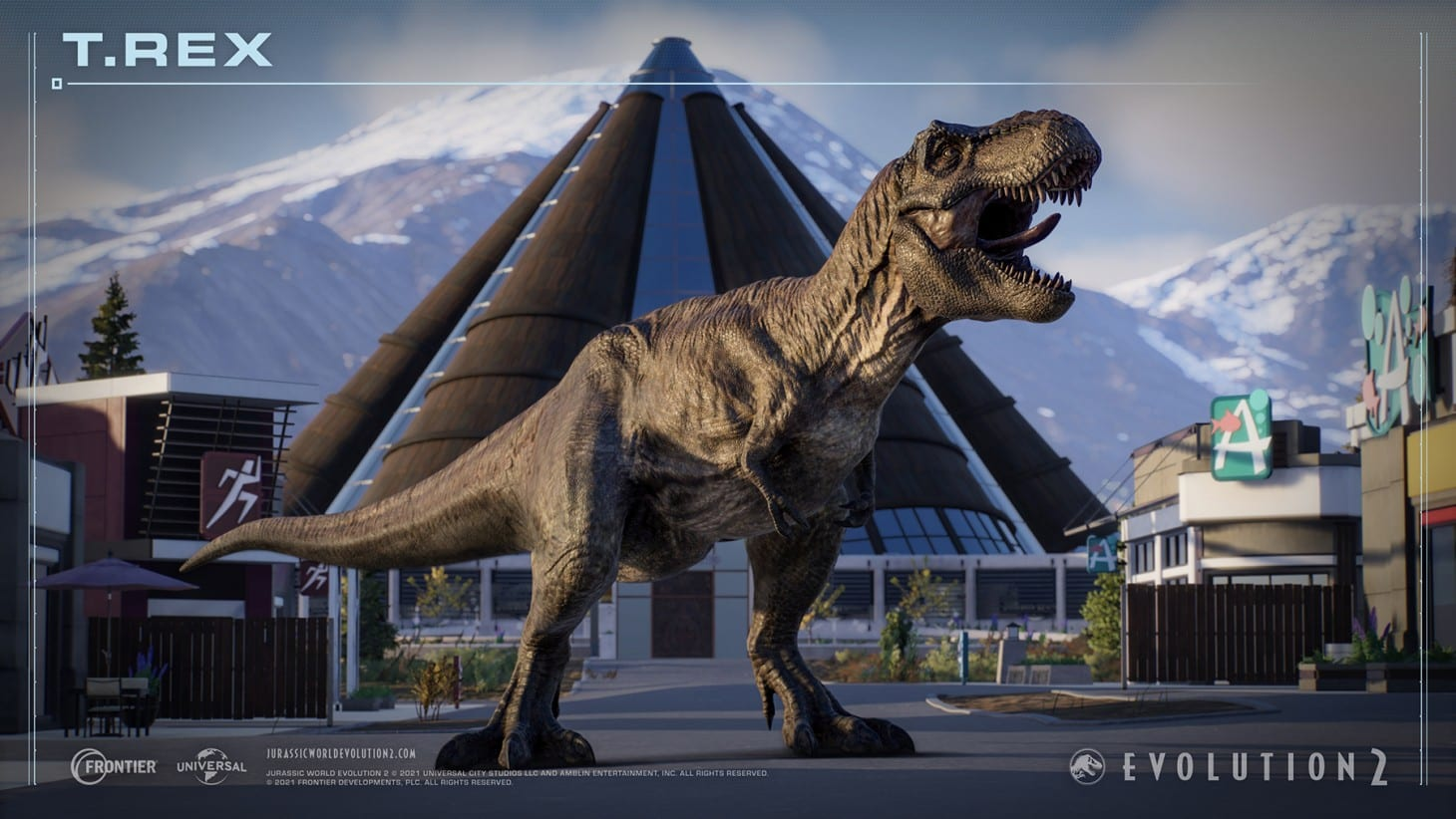 Jurassic World Evolution 2 Game Release Date, Trailer And Everything We Know So Far