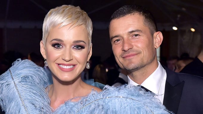 Who is Katy Perry dating?
