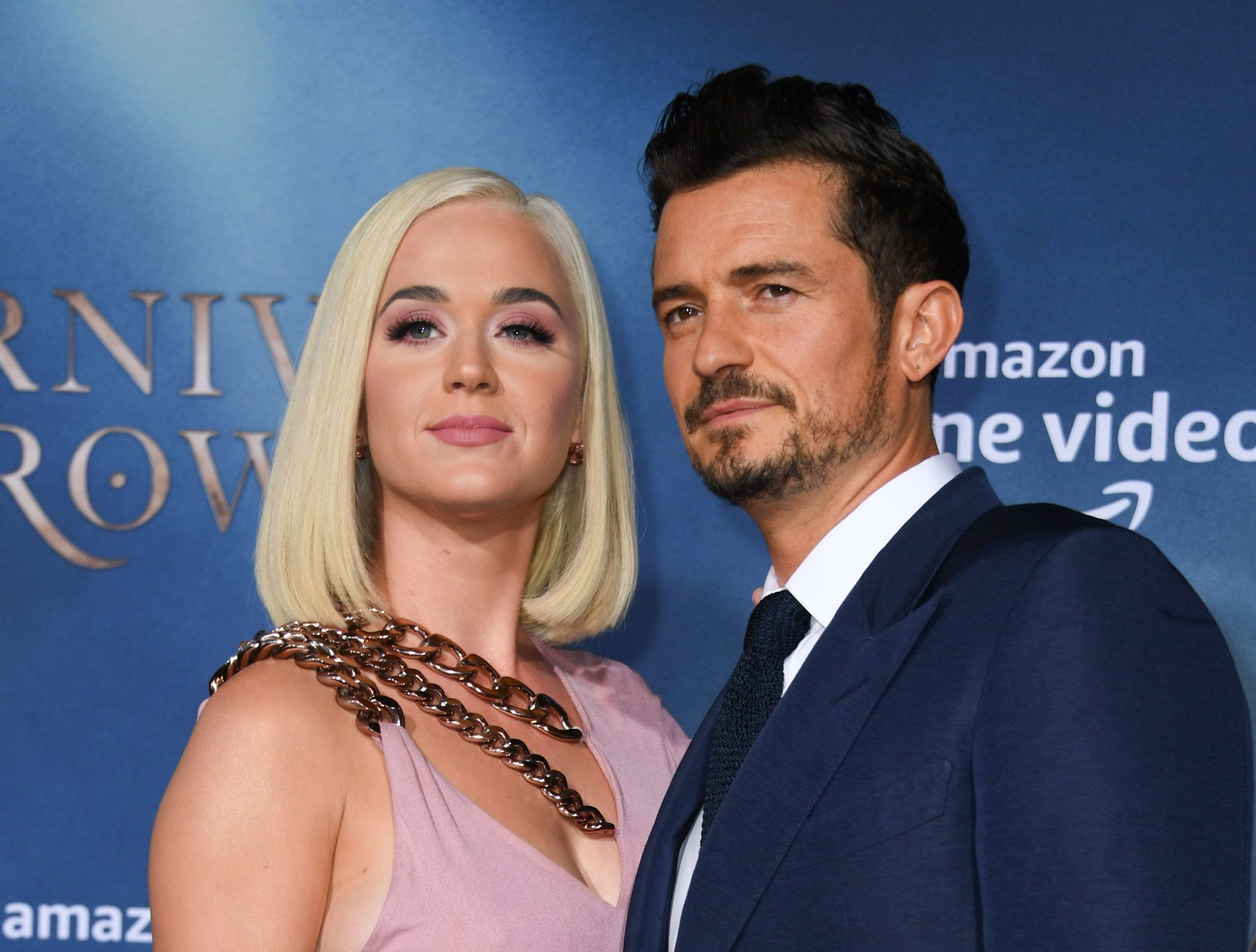 whois katy perry dating?