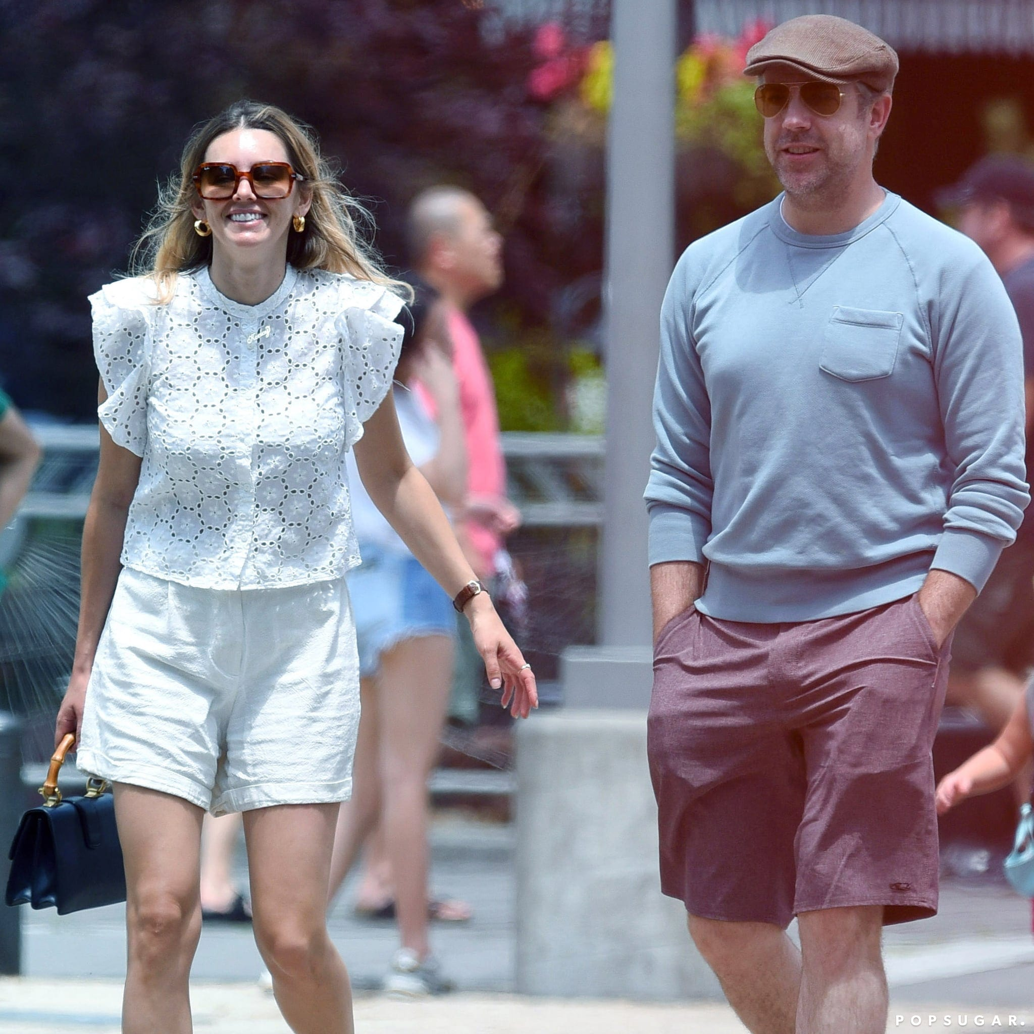 Jason Sudeikis and Keeley Hazell Dating?
