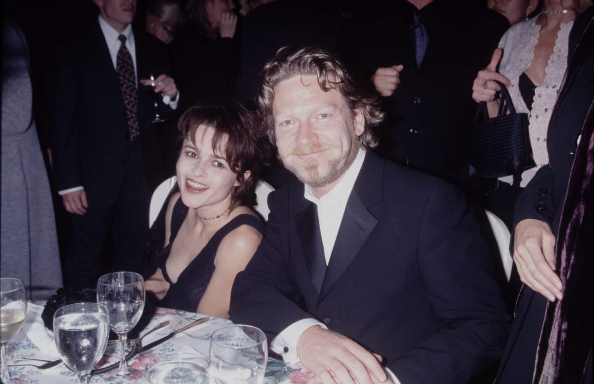 Kenneth Branagh who is he presently dating?