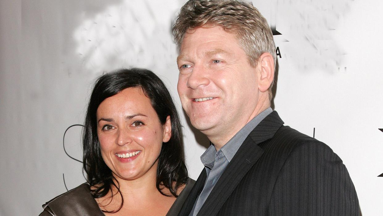 who is Kenneth Branagh dating?