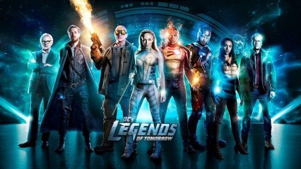 DC's Legends of Tomorrow Season 6 Episode 10