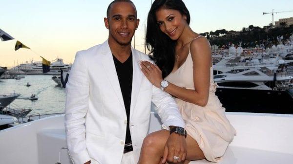 Lewis Hamilton Relationship