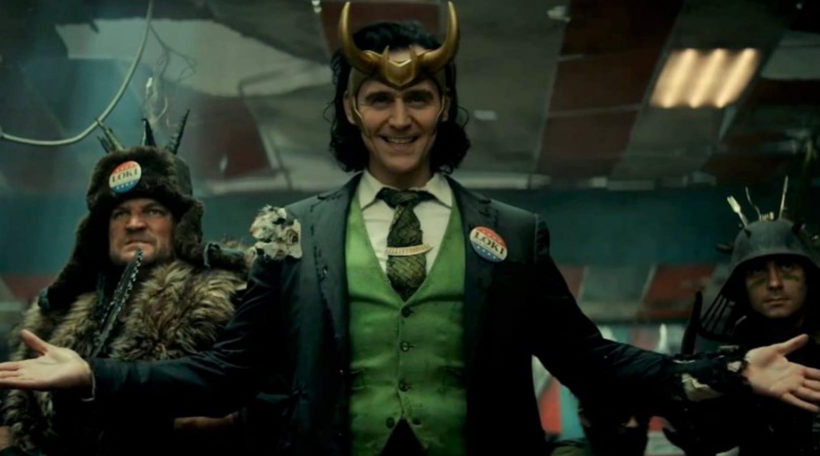 post-credit scene in Loki Episode 5