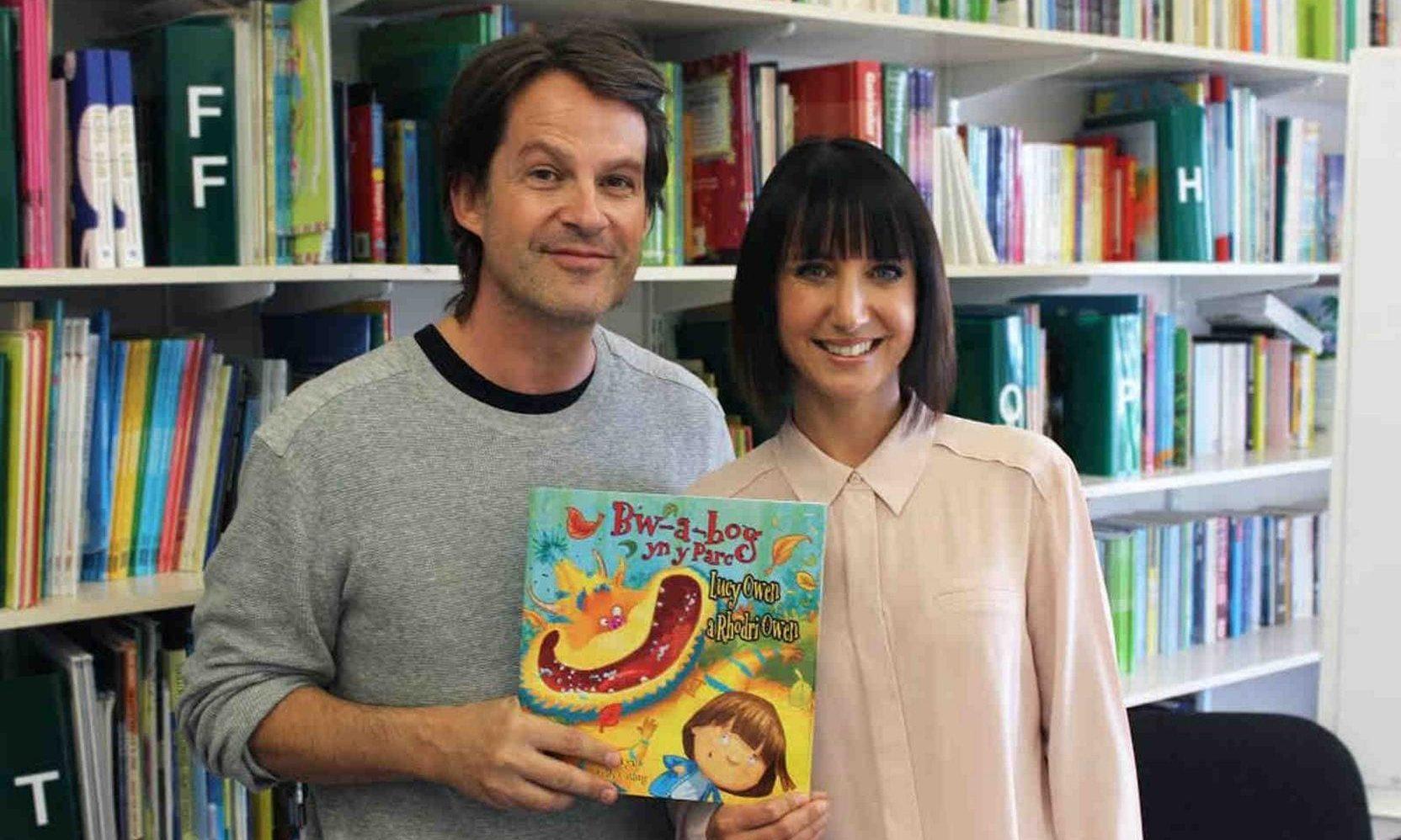 Lucy Owen And Rhodri Owen Split