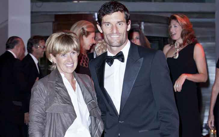 Who is dating Mark Webber?