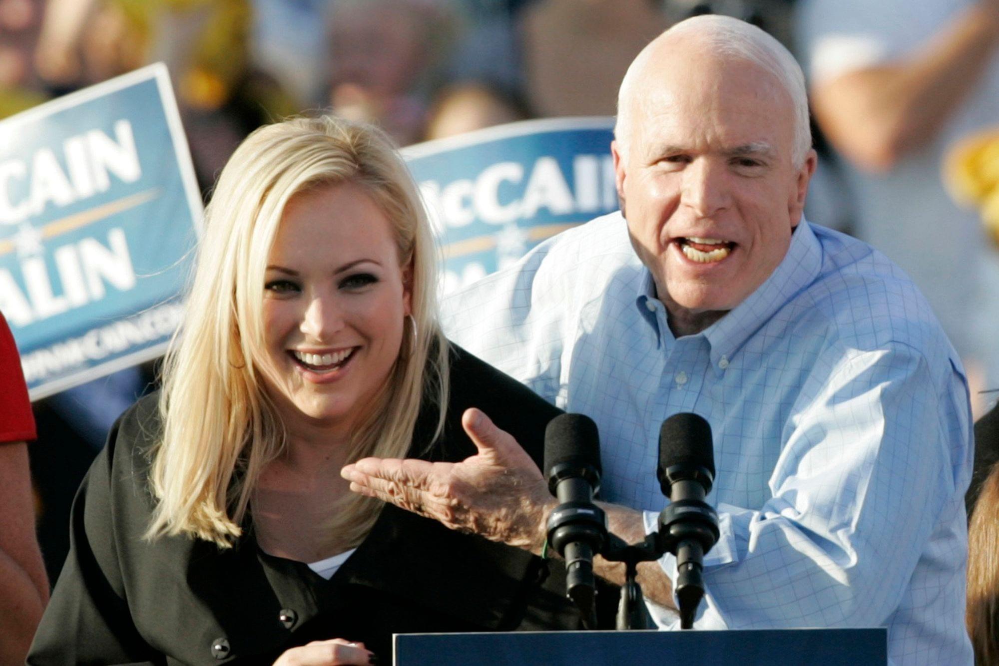 Meghan McCain Net Worth 2021