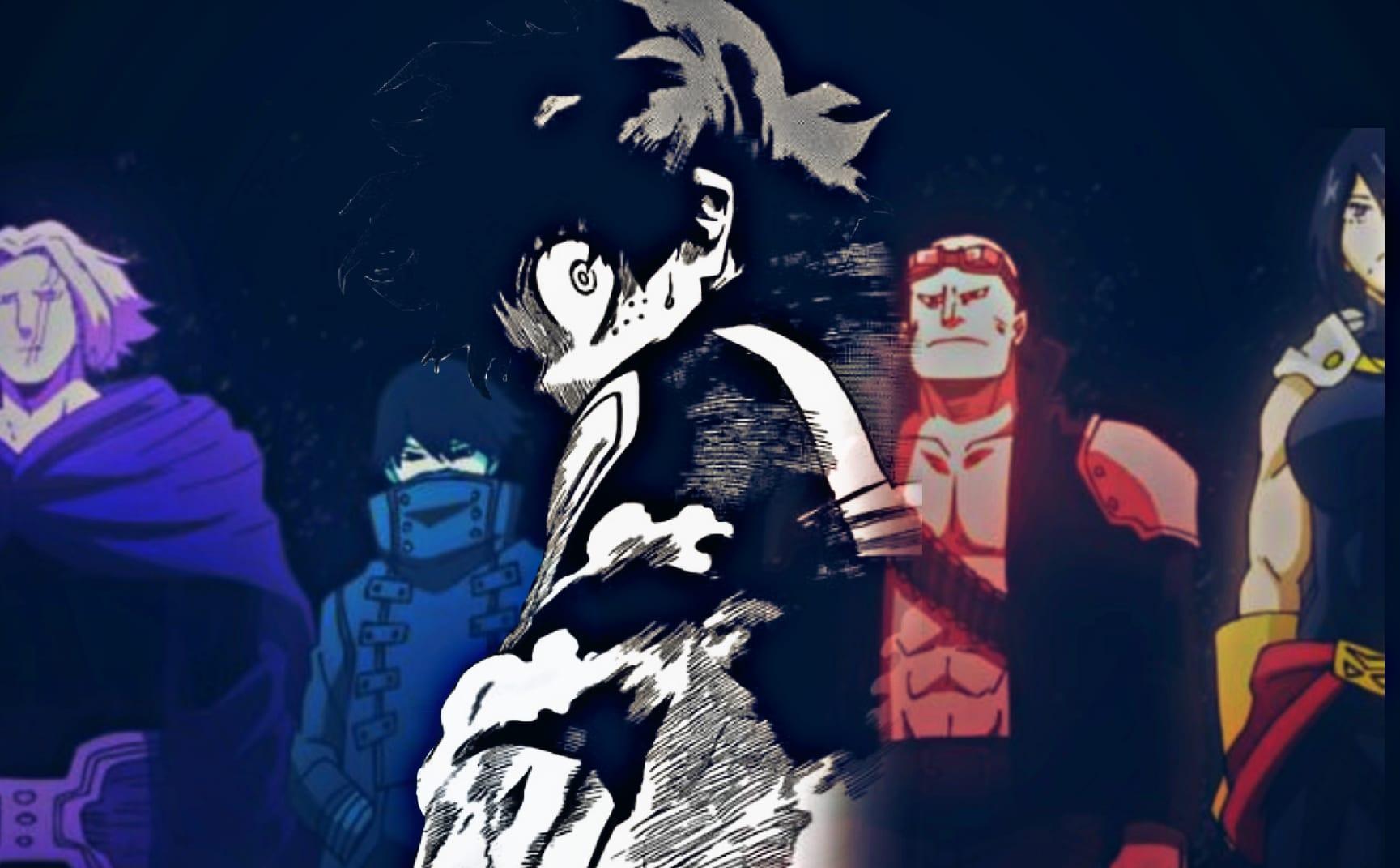 How Strong is Manga Deku?