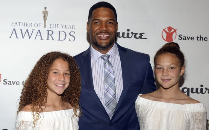 Michael Strahan who is he dating?
