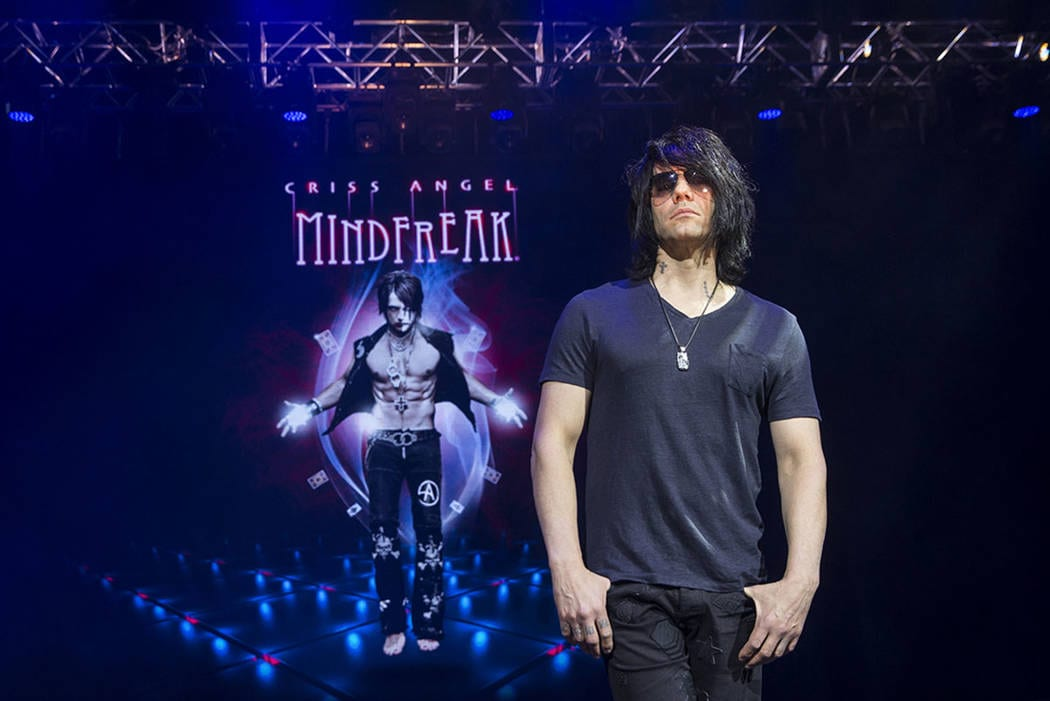 Who is Criss Angel dating?