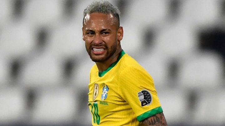 who is Neymar dating?