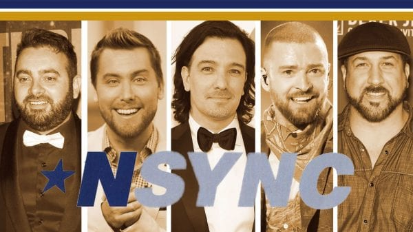 Nsync featured