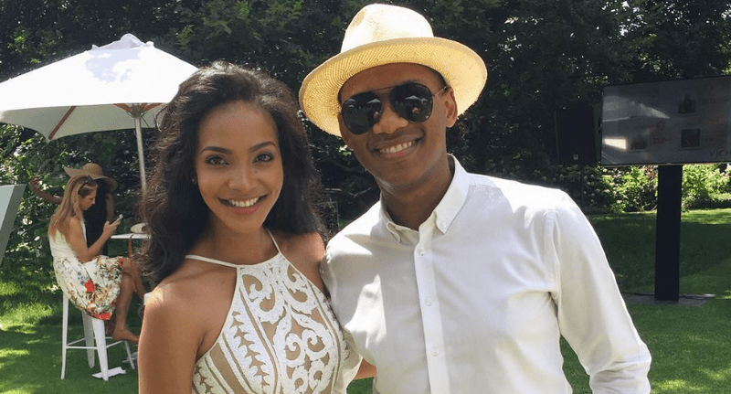Why did ProVerb and Liesl Laurie breakup?