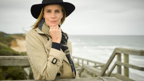 who is Rachel Griffiths dating?