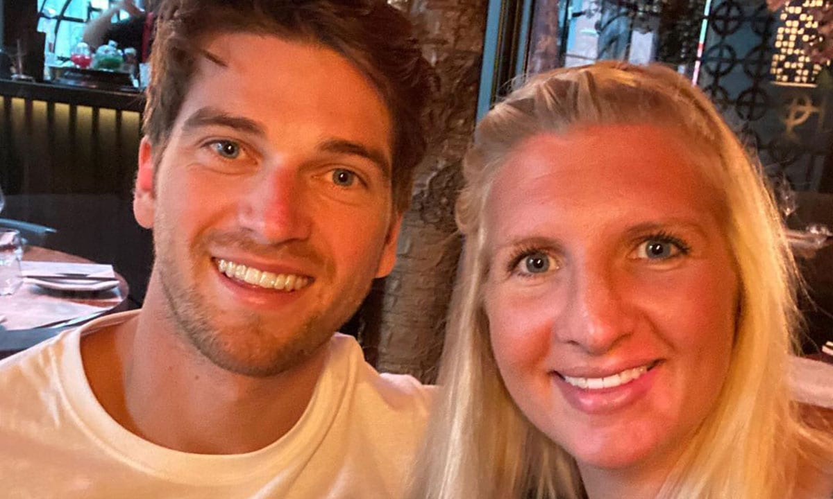 Who is Rebecca Adlington Dating in 2021?