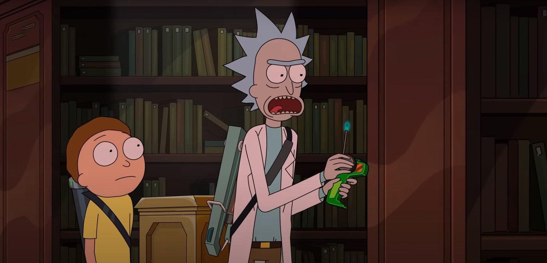 Rick And Morty Season 5 Hulu Release Date Expectations Otakukart