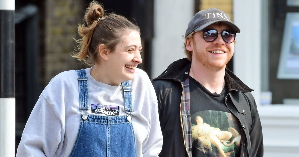 Who is Rupert Grint dating?