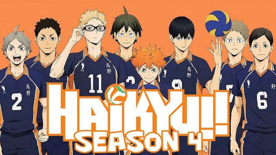 Haikyuu Season 4 Dub Release Date