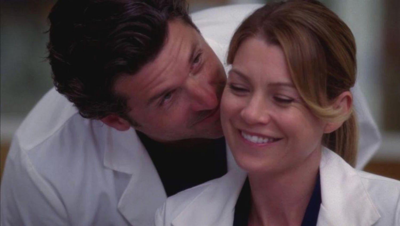 Did Derek cheat on Meredith