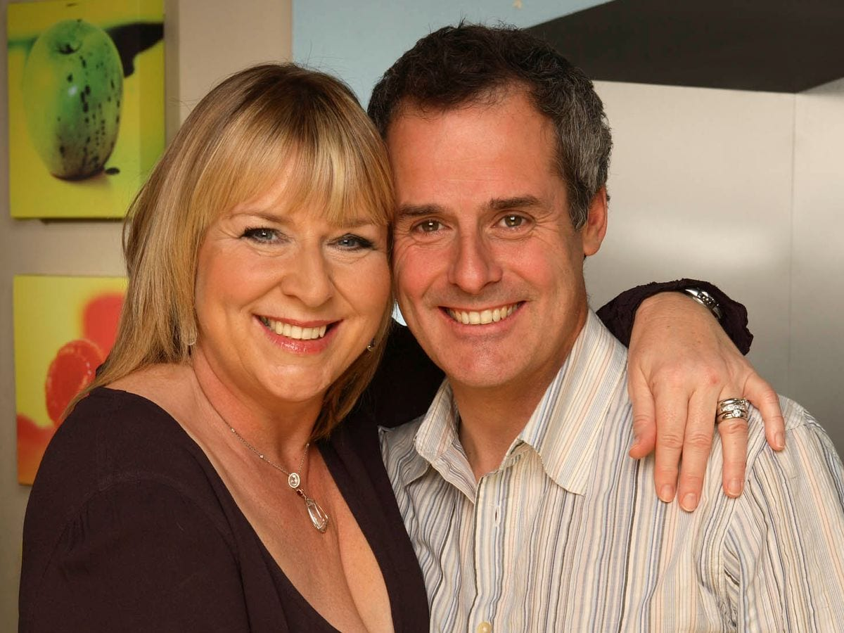 Why did Fern and Phil split?