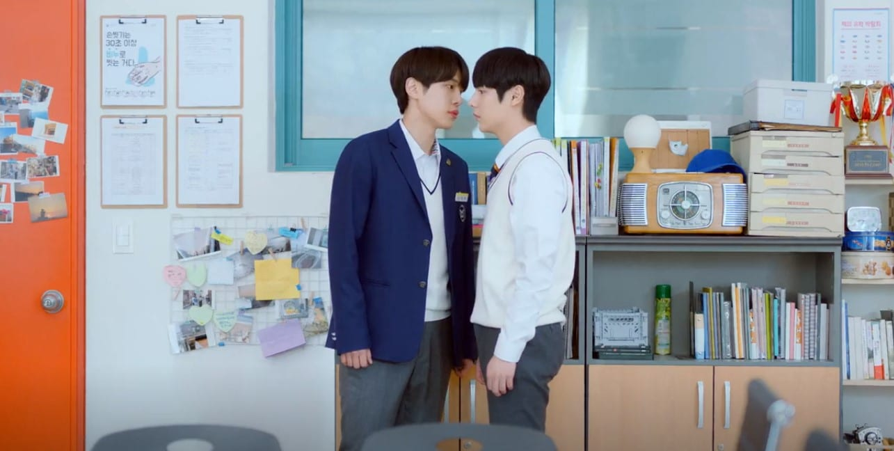 Release date of k-drama Light On Me episode 8