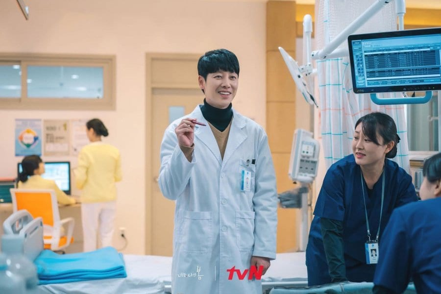 You Are My Spring episode 5