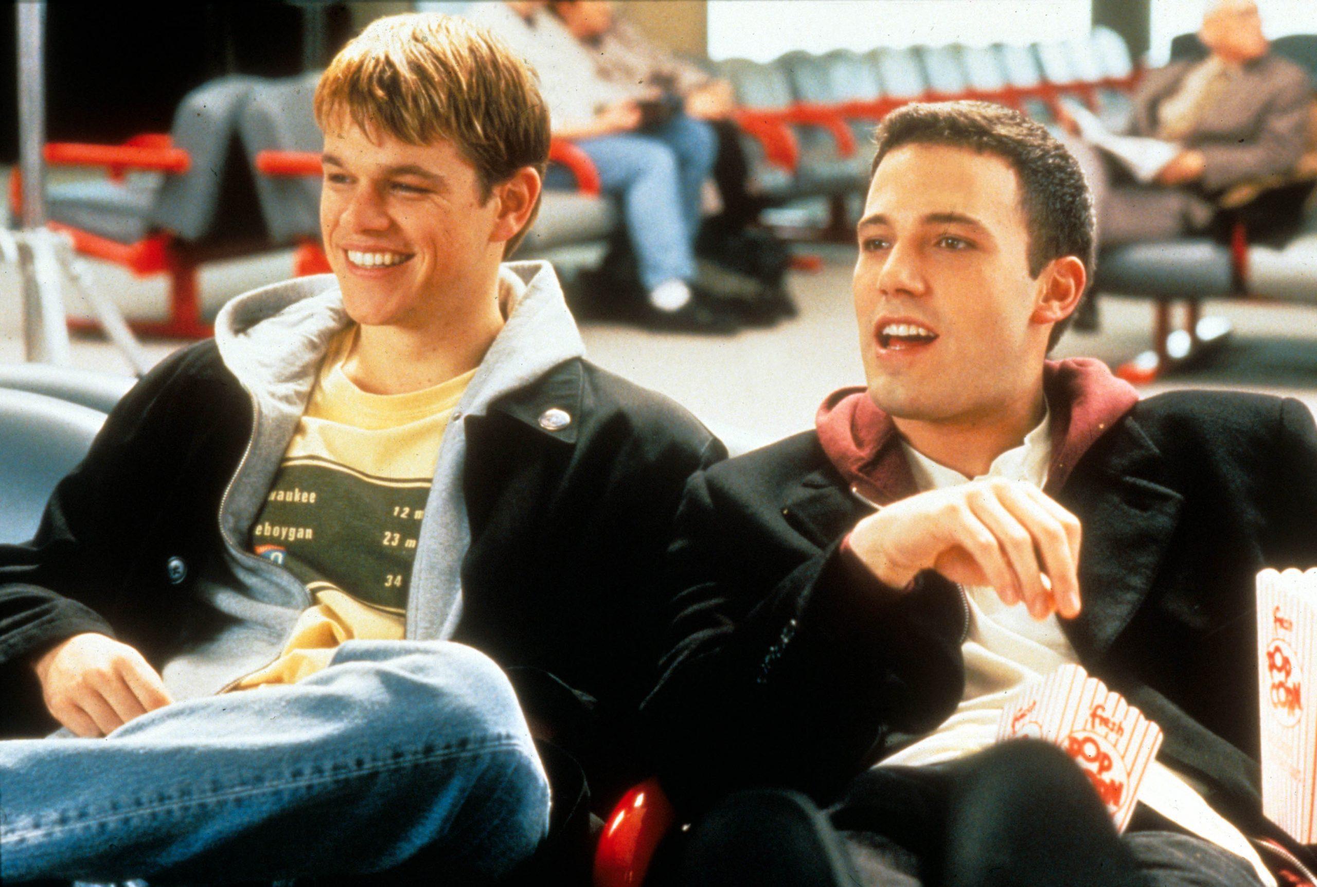 The Last Duel Matt Damon and Ben Affleck