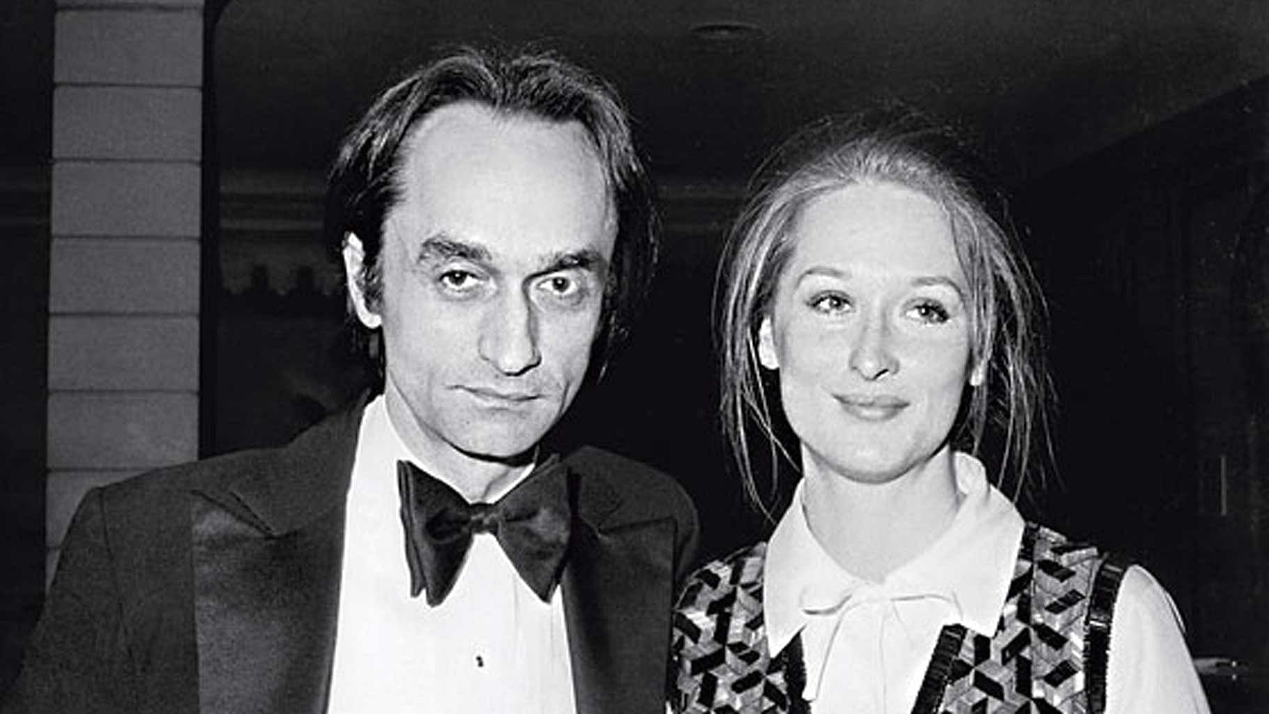 Who is Meryl Streep dating