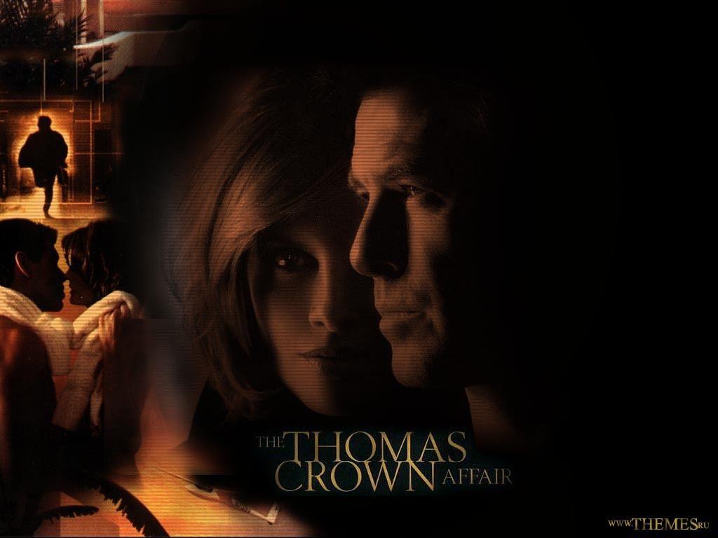 thomas crown affair review