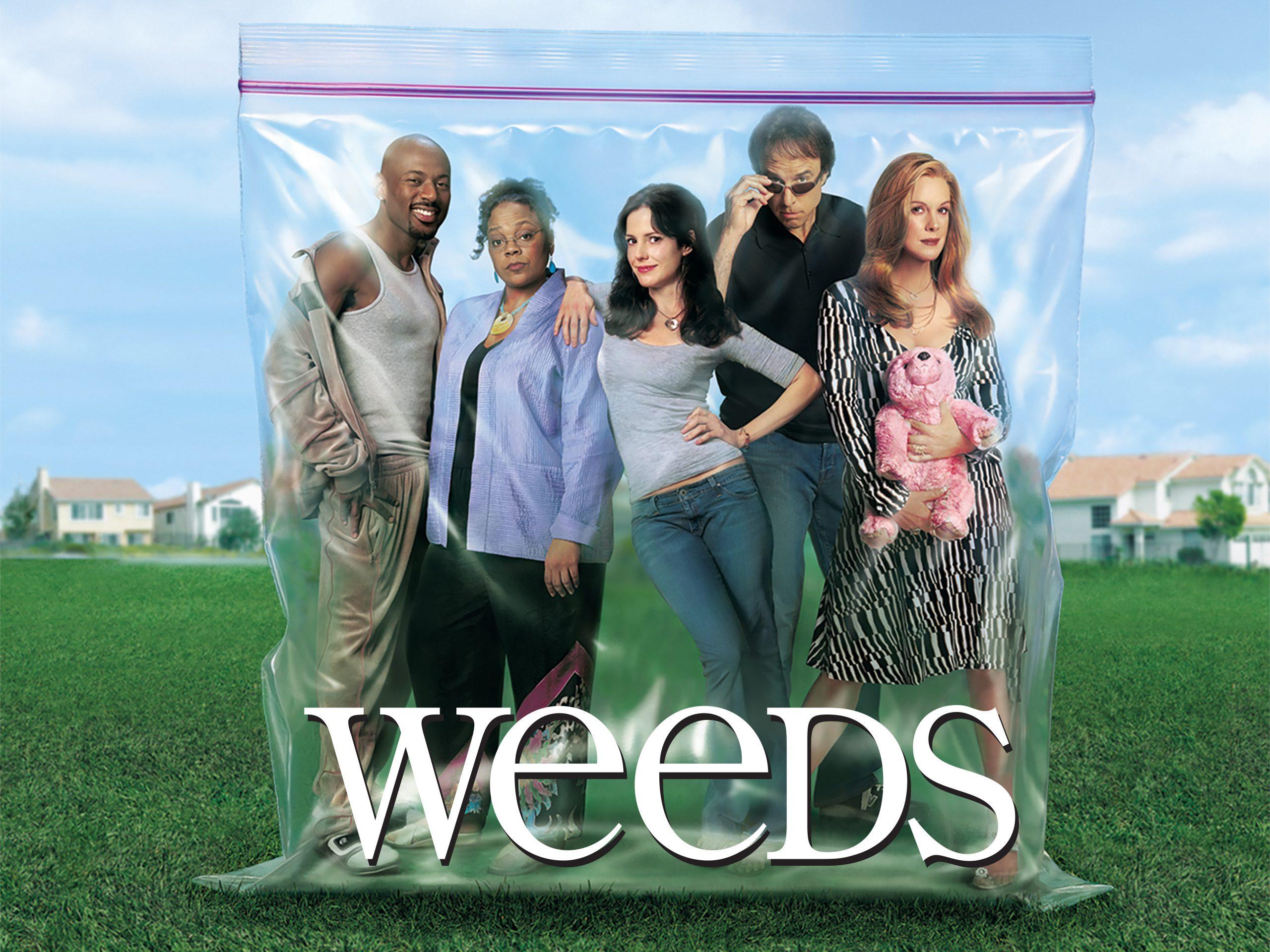 Weeds, Season 1-8