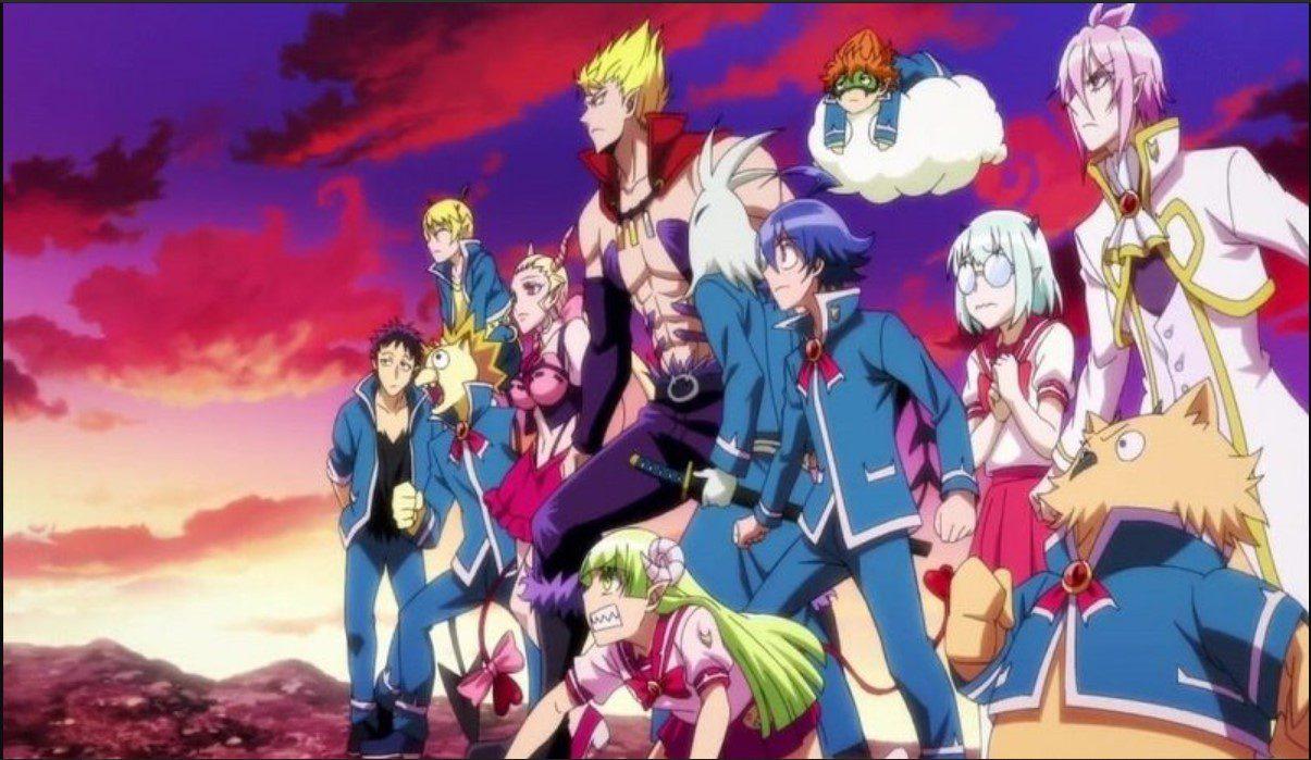 welcome to demon school iruma season 2