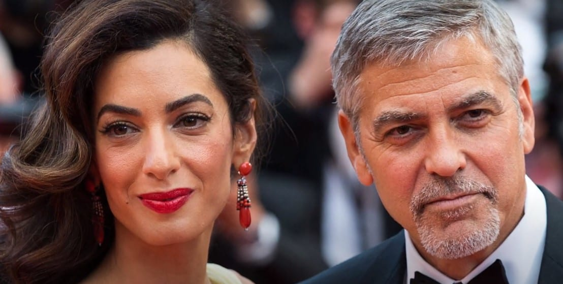 who is amal clooney dating she is dating george clooney