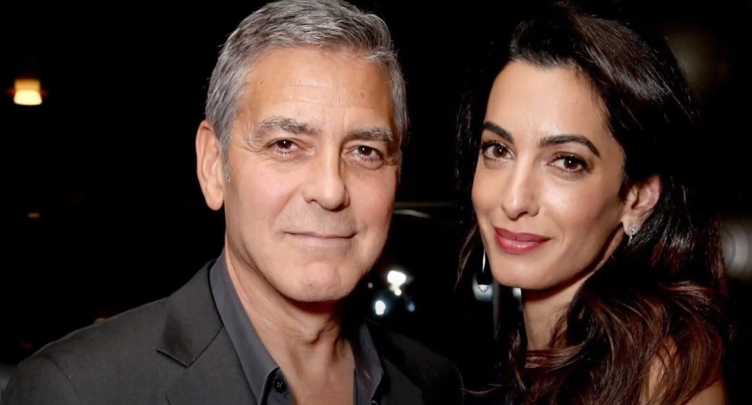 Who is Amal Clooney Dating?