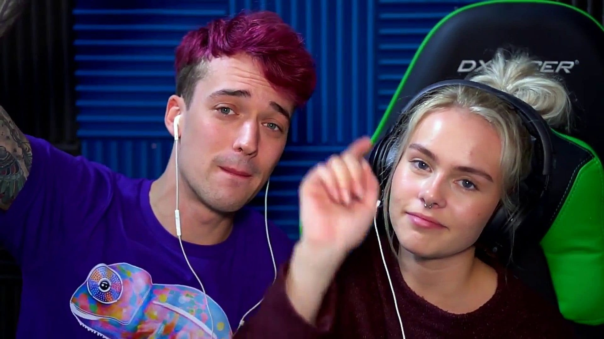 Did Crainer And Thea Break Up