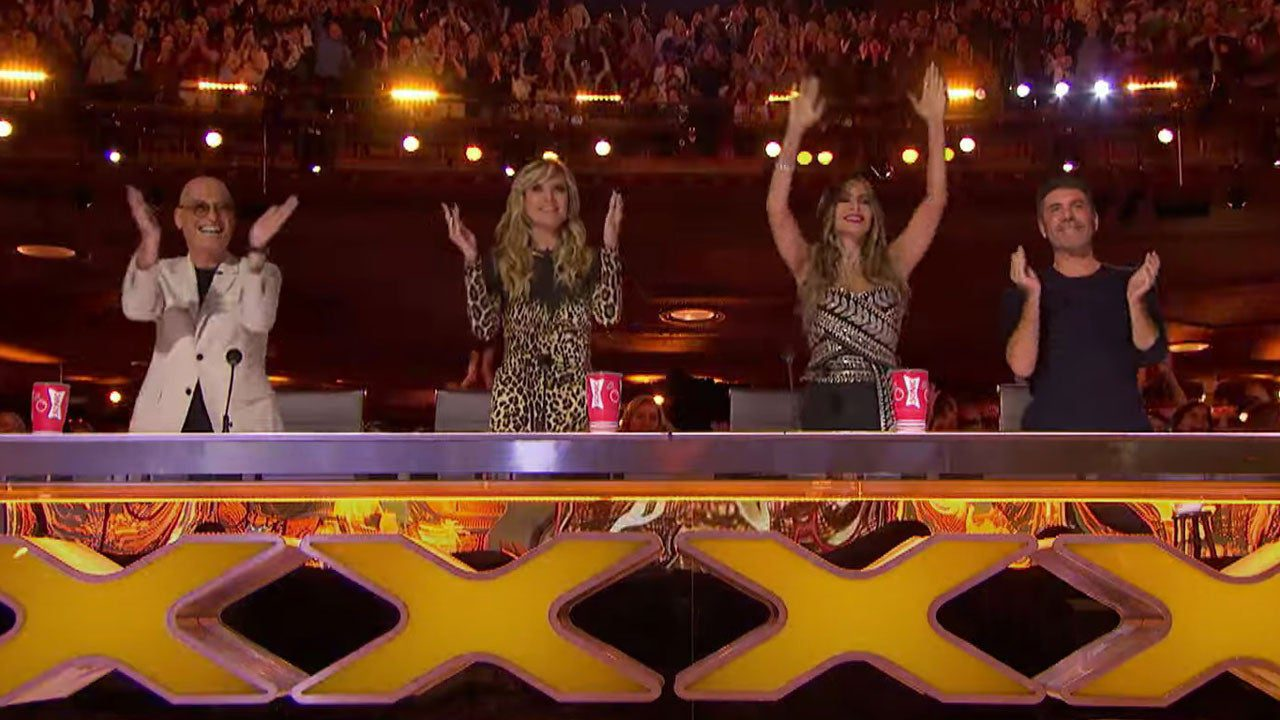 The Judges Are Back!