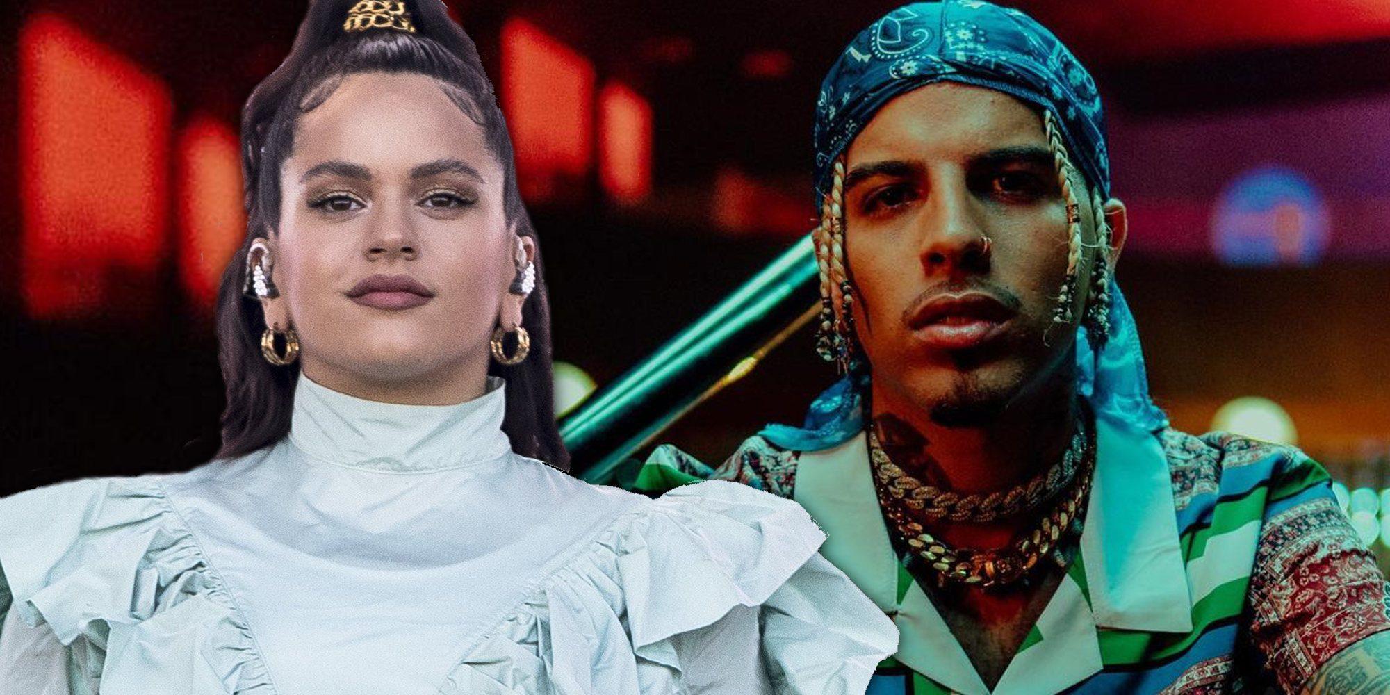 Rauw Alejandro & Rosalia