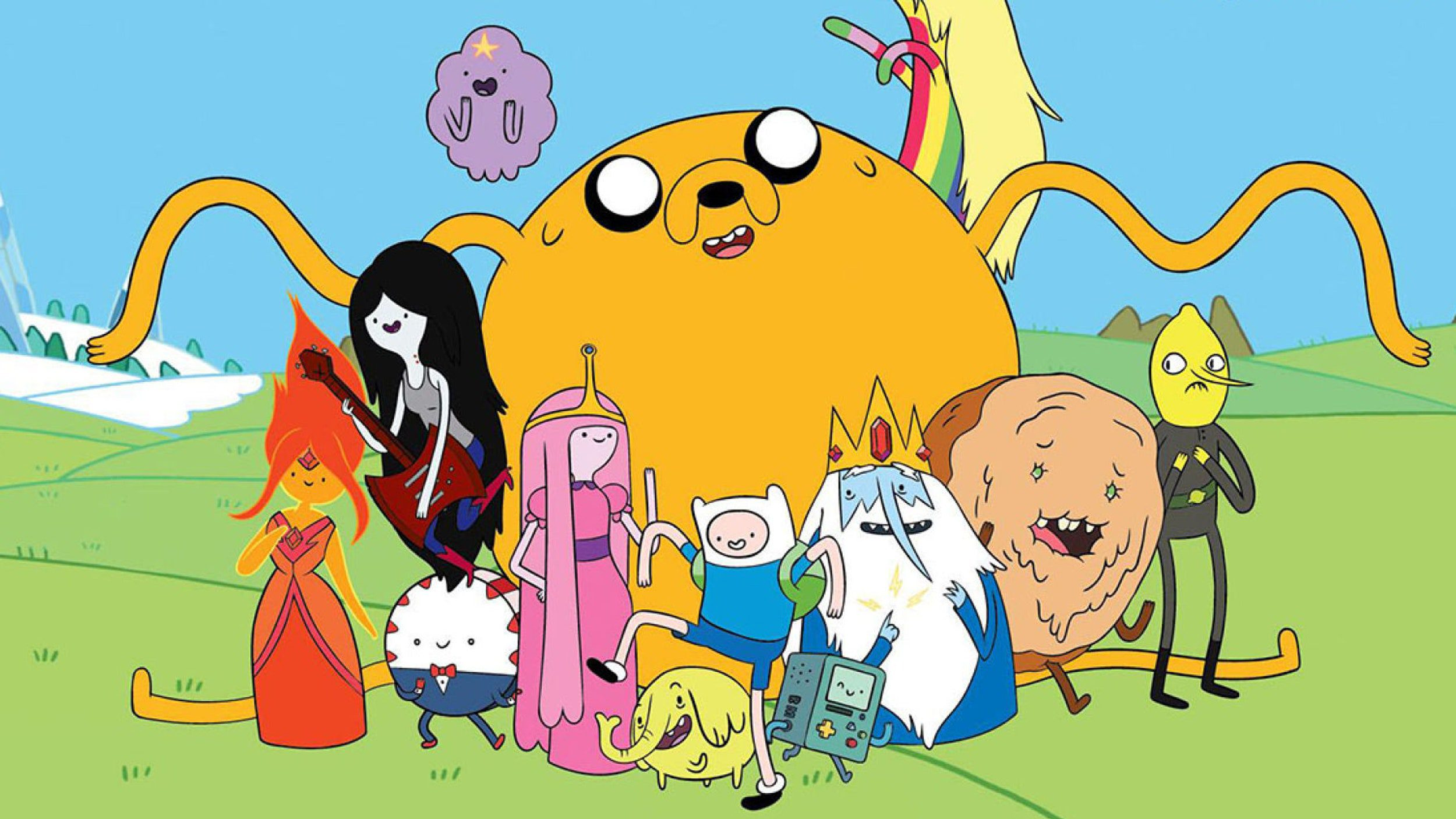 Adventure Time New Season Release Date