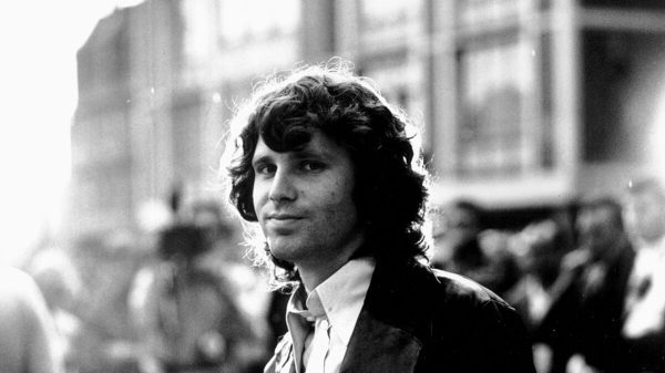 All About Late Artist Jim Morrison